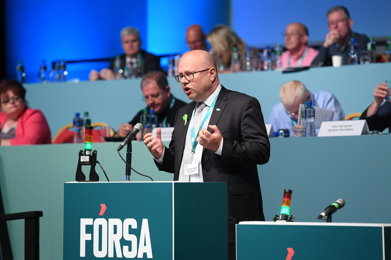 Fórsa general secretary and vice-president of Congress Kevin Callinan said the ruling had potential implications for all workers, including public servants, whose pay and conditions are shaped by trends in the wider economy.